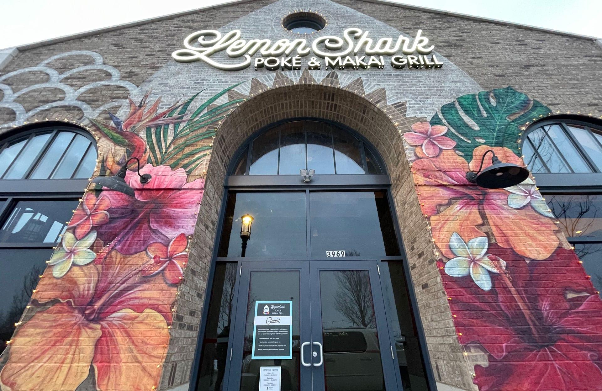 Lemonshark Poke Makai Grill Columbus Exterior